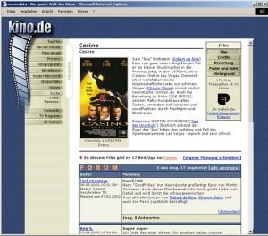 Artikel Onlineredaktion: kino.de Sektion Film