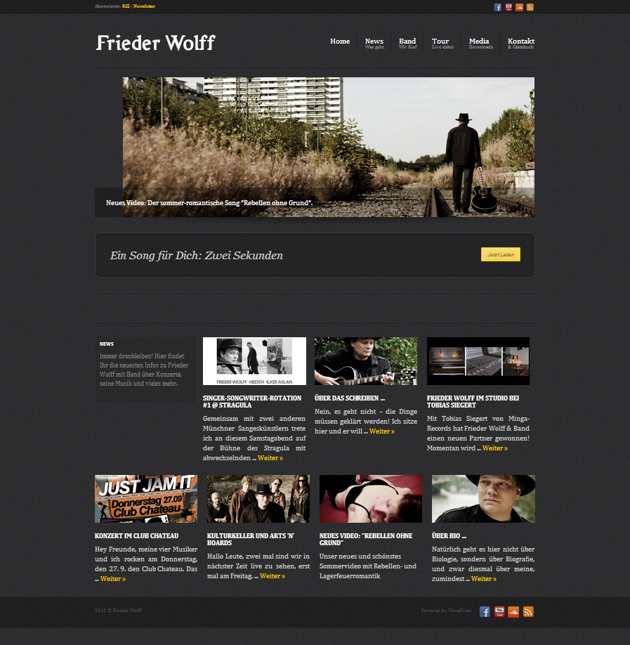 Frieder-Wolff-Homepage