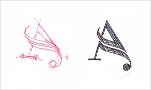 Prämiertes Design: Ambassadoress Logo Scribble