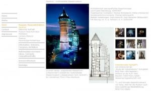 Premium Markenauftritt: Webdesign Sceno Architecture