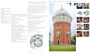 Premium Markenauftritt: Webdesign Hofstadt MuseumExhibition