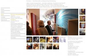 Premium Markenauftritt: Webdesign Hofstadt Museum