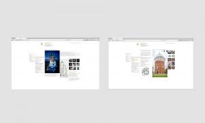 Webdesign: Hofstadt Museum Architecture