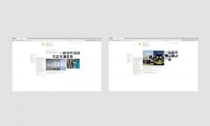 Webdesign: Hofstadt Sceno Architecture