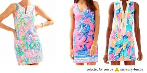 News Shift Dress by Lilly Pulitzer