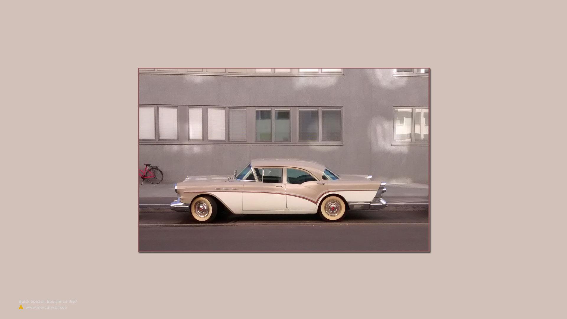Buick Special 1957 4 Türer Hardtop