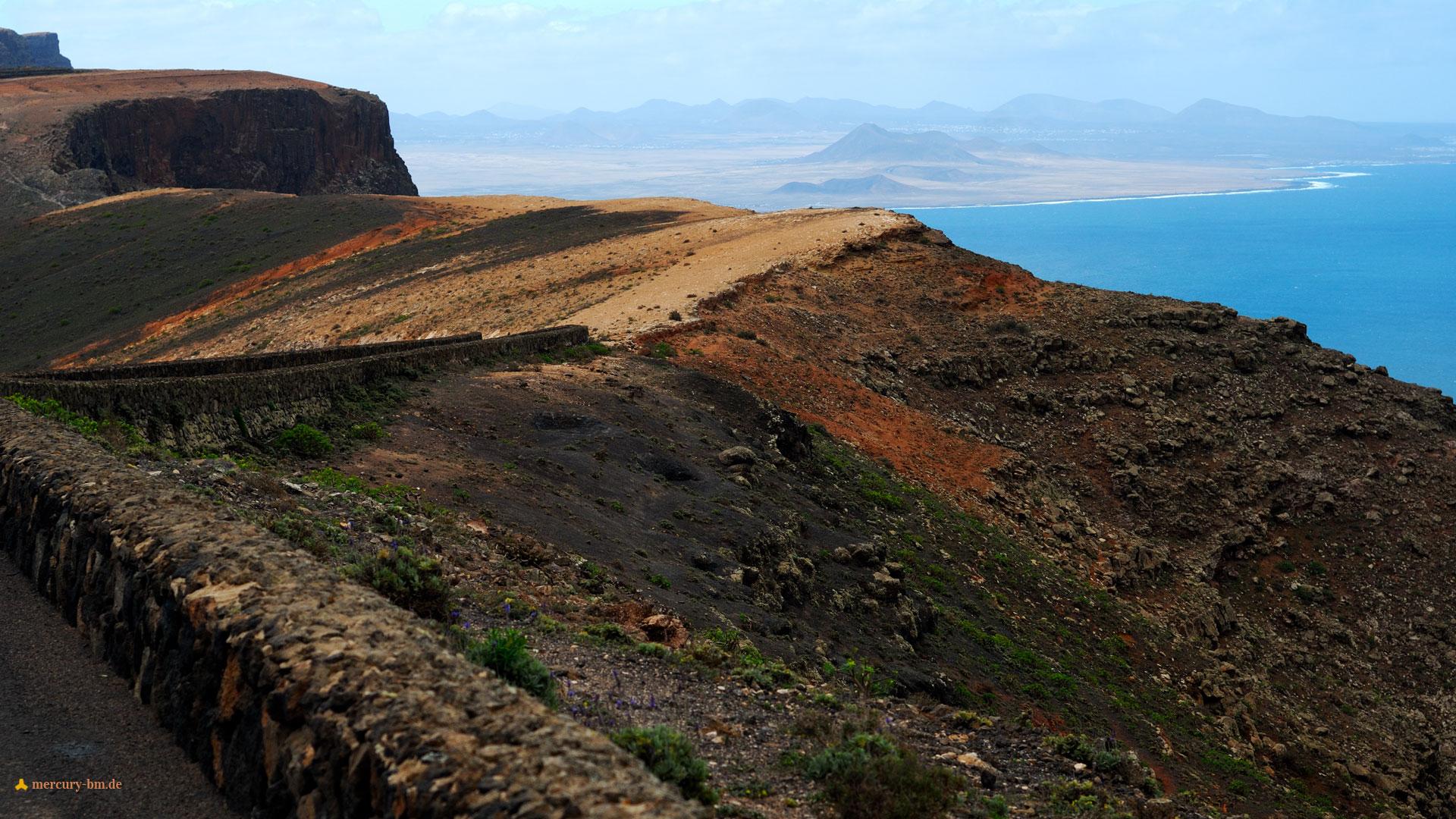 Mirador del Río, Lanzarote 16:9 © Mercury Brand Mission