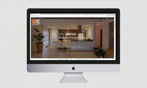 Responsive Webdesign: Raum und Form Slider