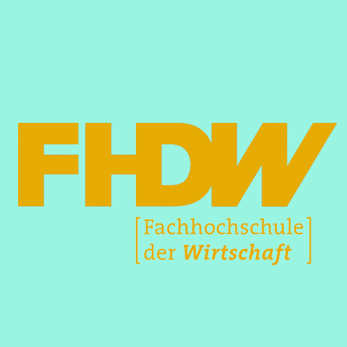 Studio Saibou: FHDW Corporate Redesign & Campaining
