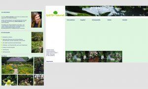 Webdesign: Gärtner / Gartenpflege