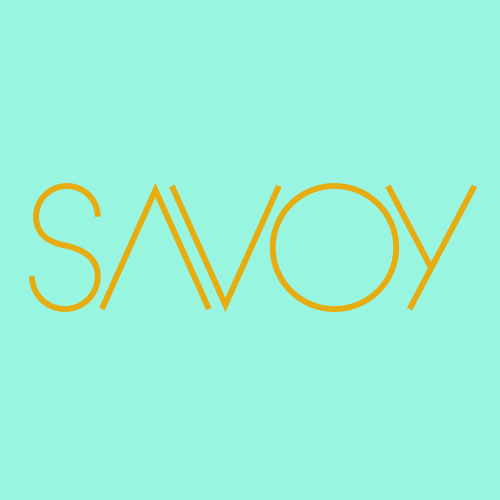 Savoy: Website for an upscale restaurant