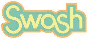 Swash: Logo für Typografie-Blog